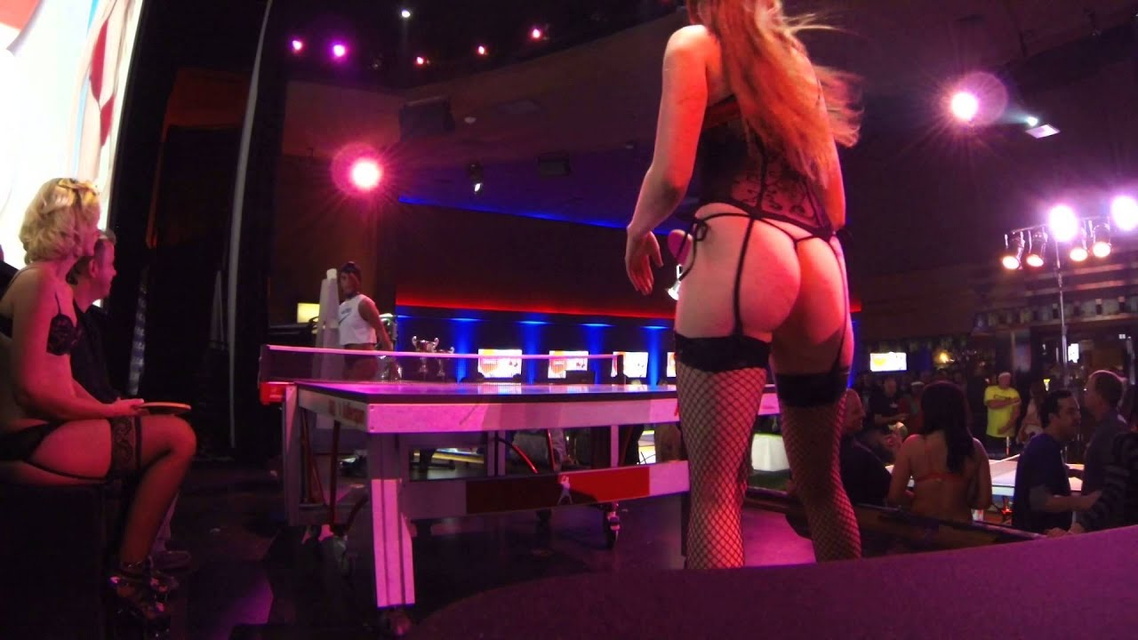 sex shows on the las vegas strip
