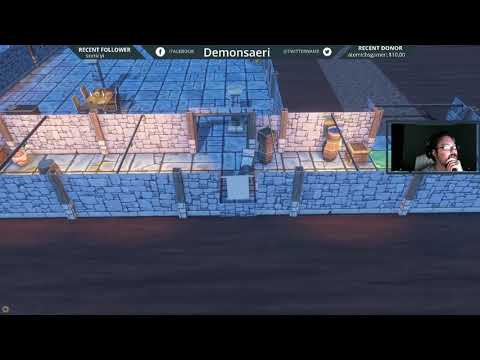Let's Play Popup Dungeon [1] - Level One |