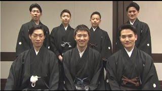 2015年 浅草に新しい時代の幕が開く! 『新春浅草歌舞伎』平成27年1月2...