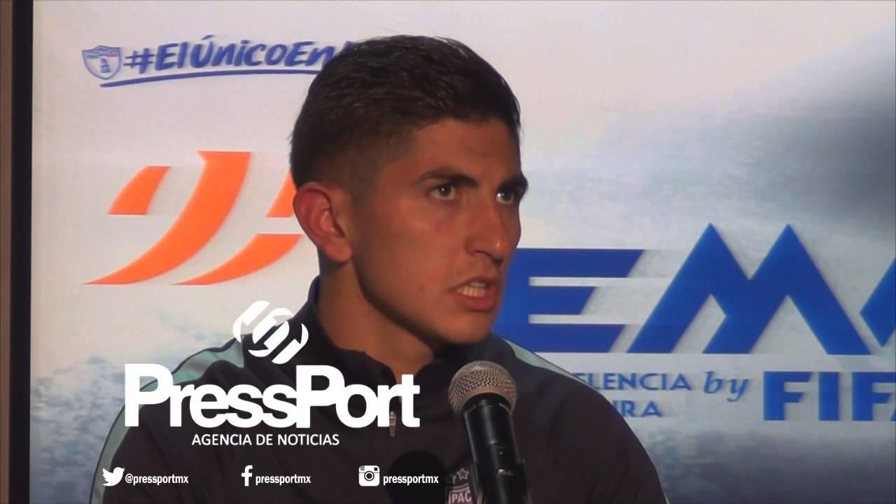 Víctor Guzmán Hirving Lozano Club Pachuca Youtube