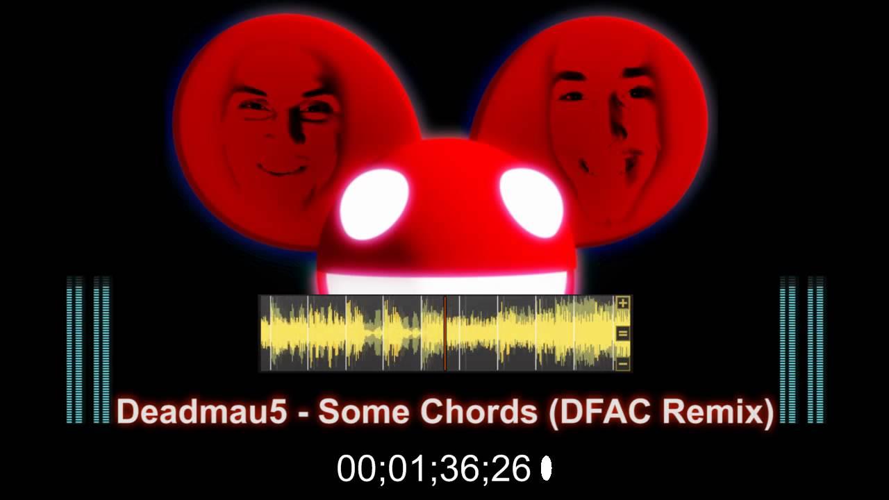 Deadmau5 - Some Chords (DFAC Dubstep Remix) - YouTube