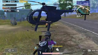 PUBG MOBILE | PLAYLOAD MODE GAME PLAY FUNNY GAME PLAY WITH HELICOPTER AND LAUNCHER