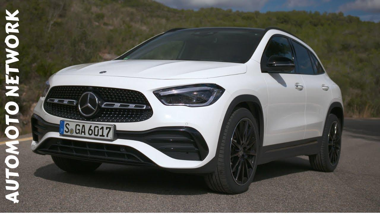 2021 mercedes-benz gla 250 4matic  digital white metallic