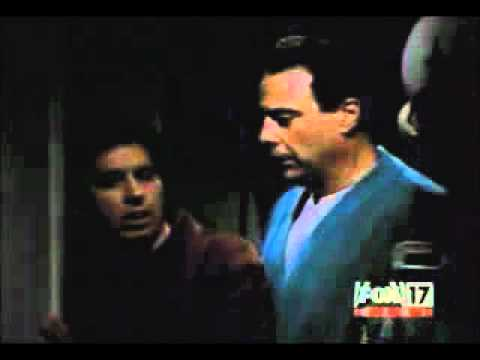 Frank Barone Scares Ray and Robert