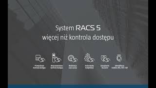 Film powitalny: System kontroli dostępu, bezpieczeństwa i automatyki budynkowej RACS 5