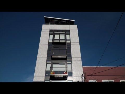 A san francisco un immeuble cologique mod le youtube - Immeuble ecologique ...