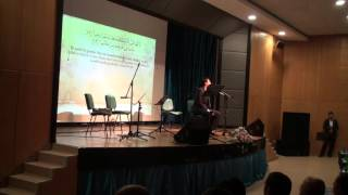 Muş Alparslan Üniv. 2016 Kutlu Doğum Haftası Tasavvuf Musikisi Konseri M Habib İspirli Aşrı Şerif