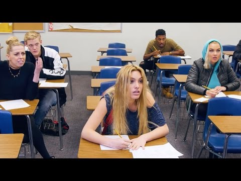 Thumbnail: Cheating on a Test | Lele Pons