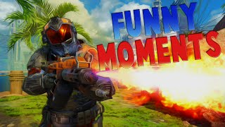 Black Ops 3 Funny Moments - Scorestreaks, Spinning, Cross-map Sparrow!