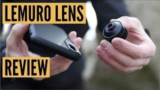 LEMURO Smartphone LENS Review: 2018