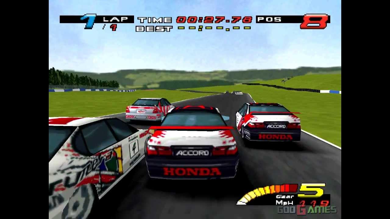 Race Car Games Playstation