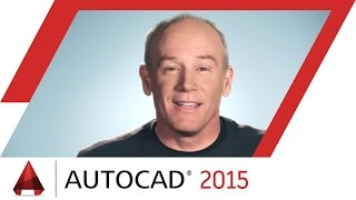 Introducing AutoCAD 2015: Overview | AutoCAD