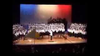 養精中学生が歌う渾身のレ・ミゼラブル