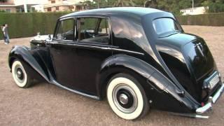 Coche Bentley Mark VI 1949.mpg