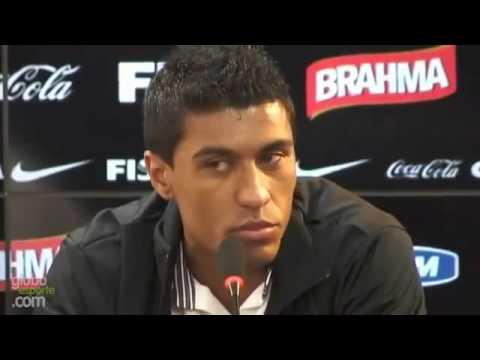 Entrevista de despedida do Paulinho ao Timão [01/07/2013]