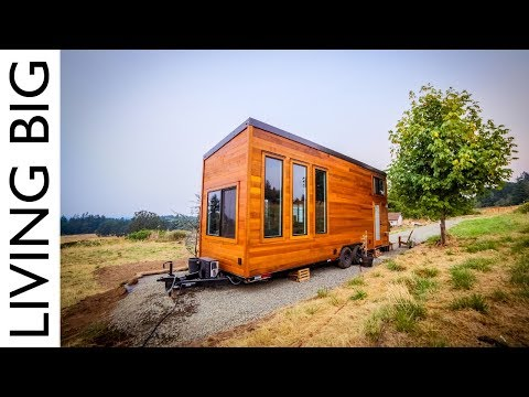 This Healthy Tiny Home Gives A Young Family A Bright Future