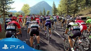 le tour de france 2017 gameplay trailer ps4