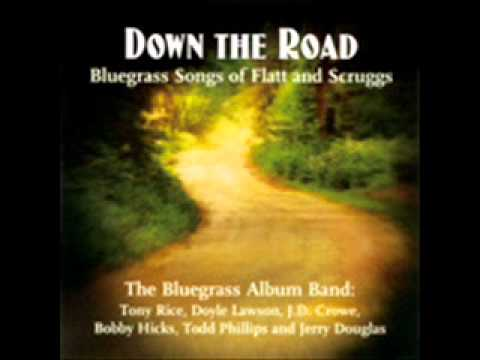 Bluegrass Album Band - Head Over Heels