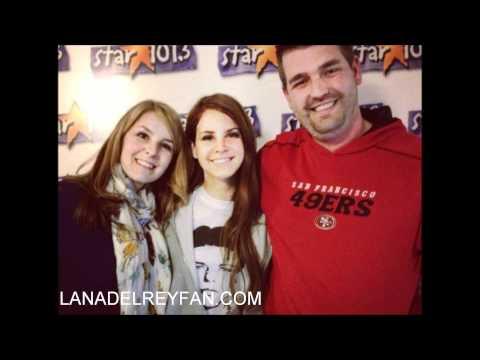Lana Del Rey - Interview for Star 101.3 Radio, San Francisco  07032012 [Full]