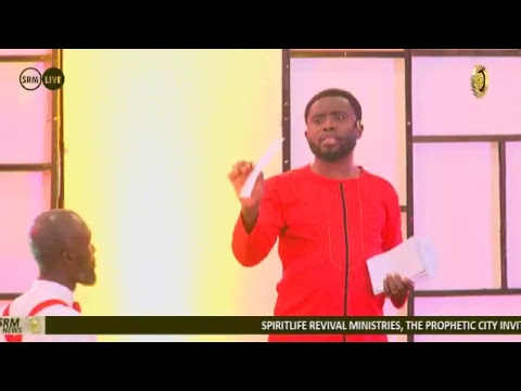 PROPHETIC ENQUIRY, ALL NIGHT EDITION WITH PROPHET BERNARD ELBERNARD NELSON-ESHUN