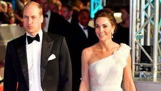 Kate and William's sweet moment at the BAFTAs you may have missed