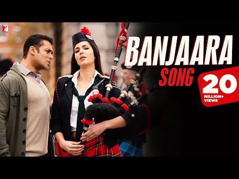 Banjaara Song  Ek Tha Tiger  Salman Khan  Katrina Kaif  Sukhwinder Singh