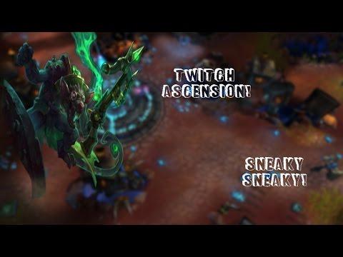 Twitch Ascension - league of Legends