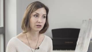 Акварель 2.0. Интервью с Вероникой Калачевой