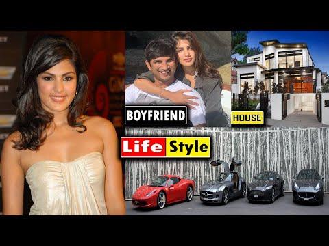 Rhea Chakraborty Gf Sushant Singh Rajput Lifestyle Family Net