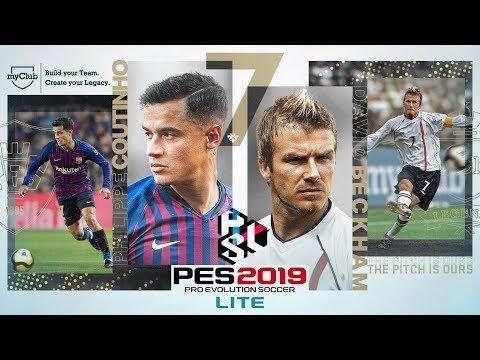 PES 2019 LITE Launch Trailer