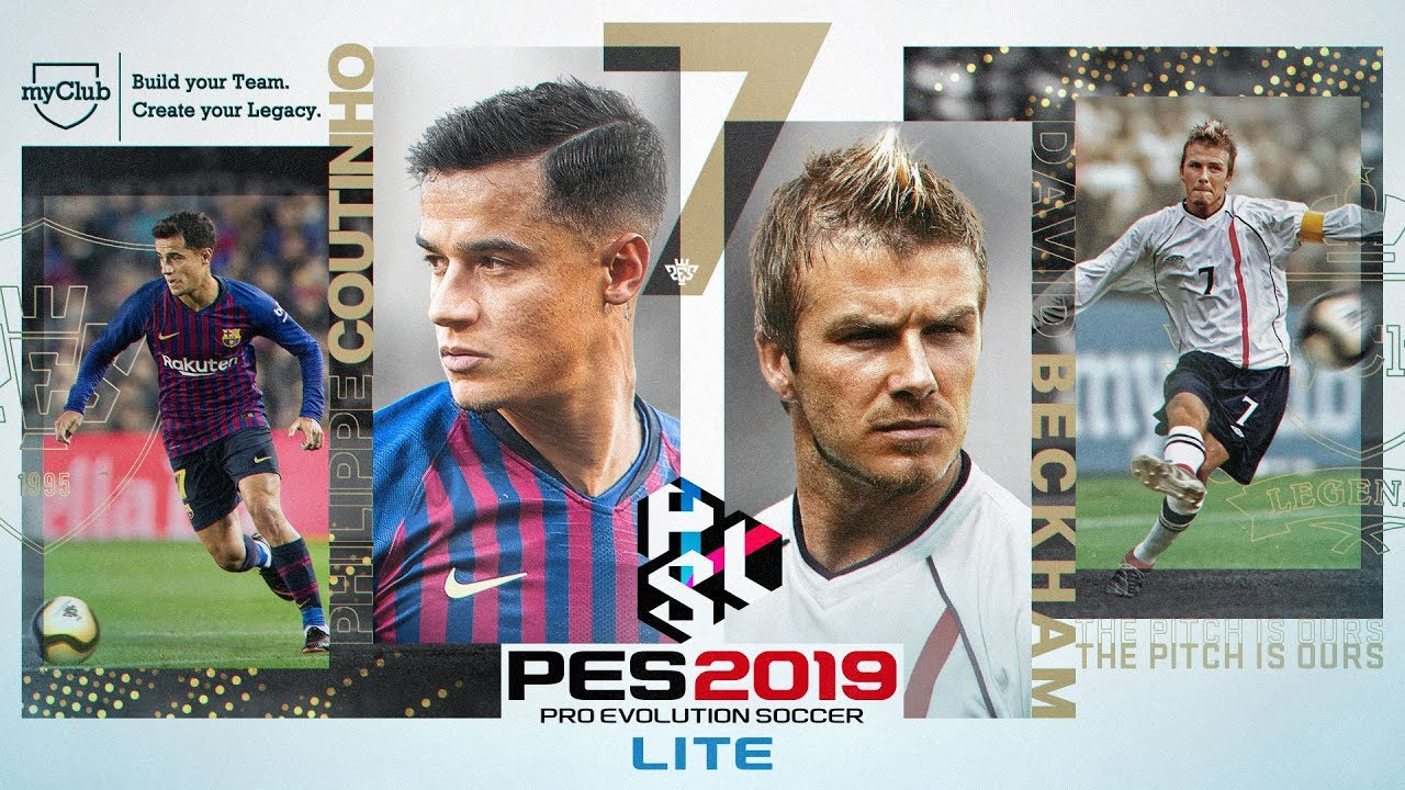 Pro Evolution Soccer 2019 LITE Now Available! | PES - PRO