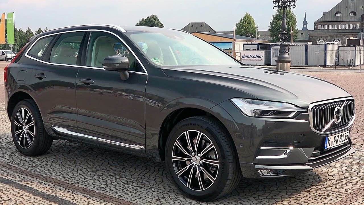 Volvo Xc60 2018 Review Youtube