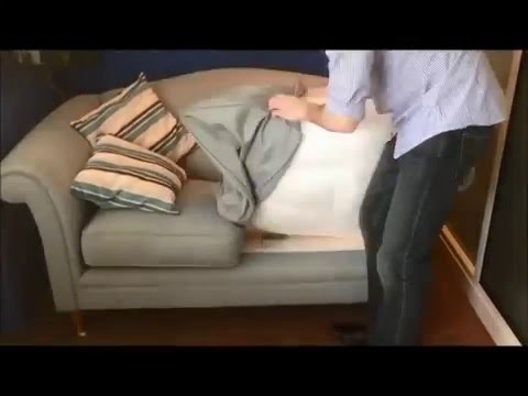 How to reduce flattening of cushion interiors