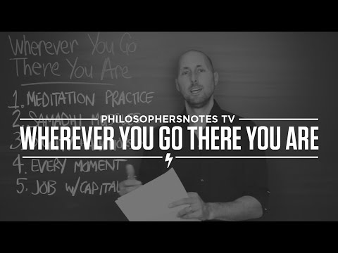 PNTV: Wherever You Go There You Are by Jon Kabat-Zinn