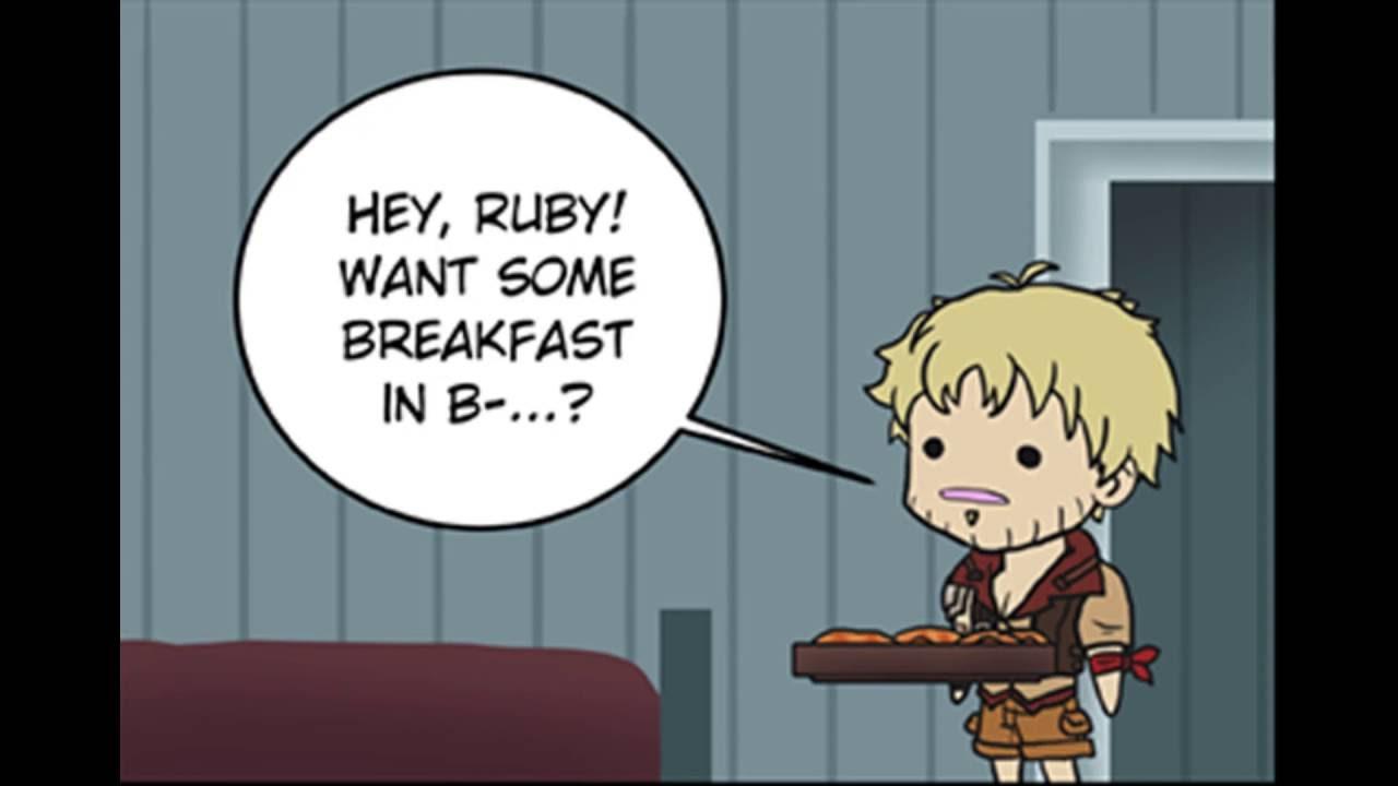 RWBY Comic Dub: Poor Dragon Dad by Kyma13