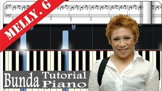 Bunda - Melly Goeslaw - Piano Tutorial