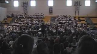 James A. Garfield High School Band