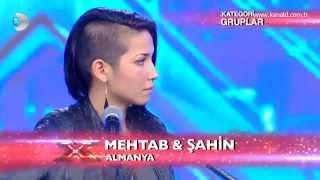 Mehtap ve Şahin Performansı   X Factor Star Işığı