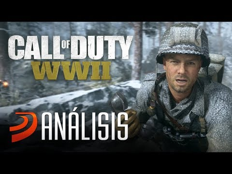Vídeo Análisis de CALL OF DUTY: WWII
