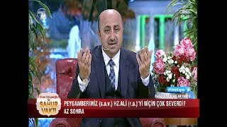 Ömer Döngeloğlu ile Sahur Vakti - 14 Haziran 2017