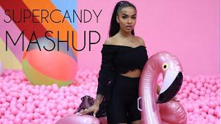 SUPERCANDY MASHUP | Shine Buteo X Alicia Awa Beissert X Momo Chahine - Shirin David, Loredana ... 4K