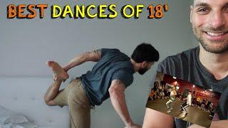 Gambar cover BEST DANCES OF 2018 [reaction]