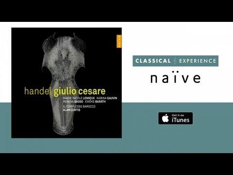 Handel - Giulio Cesare HWV17 (Full Album)