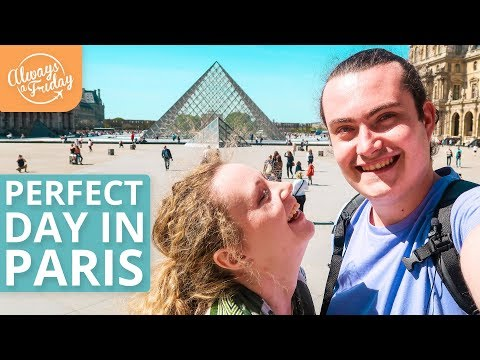 PERFECT DAY IN PARIS - Arc de Triomphe, Champs Elysees & Tuileries Jardin - PARIS TRAVEL SERIES 1/4