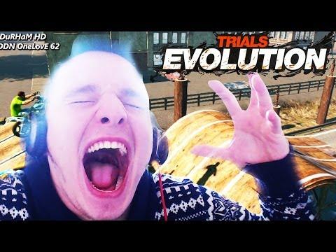 RAGE MODE IST AN! - Trials Evolution (1)