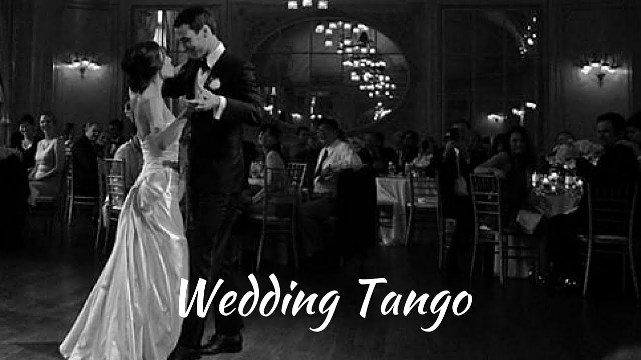 Wedding First Dance Tango Choreographed By Duet Studio