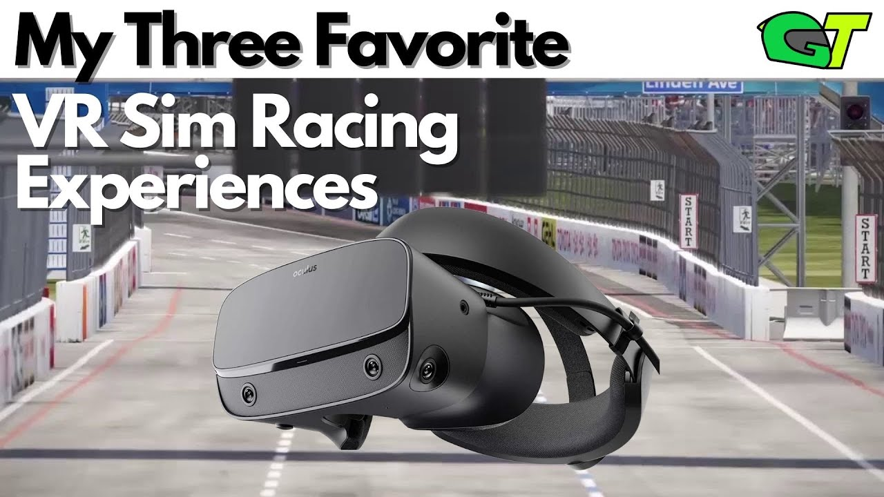 Favorite VR Sim Racing Experiences
