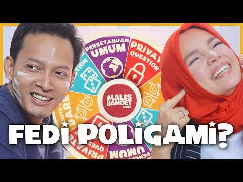 Fedi Nuril Pengen POLIGAMI Beneran?? - Want to Know Wheel Mp3