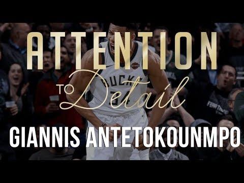 Attention to Detail: Giannis Antetokounmpo להורדה