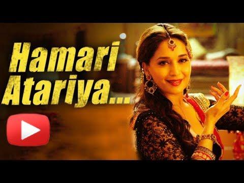 Hamari Atariya Song - Feat. Madhuri Dixit Nene - Dedh Ishqiya Movie